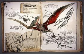 10 - Pteranodon