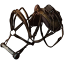File:128px-Tyrannosaurus saddle.png