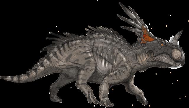 File:Styracosaurus by fafnirx-d8x57x4.png