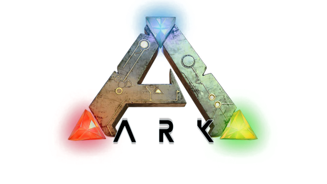 File:Ark-survival-evolved-wallpaper-logo-fond-blanc.png