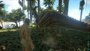 ARK-Parasaurolophus Screenshot 002