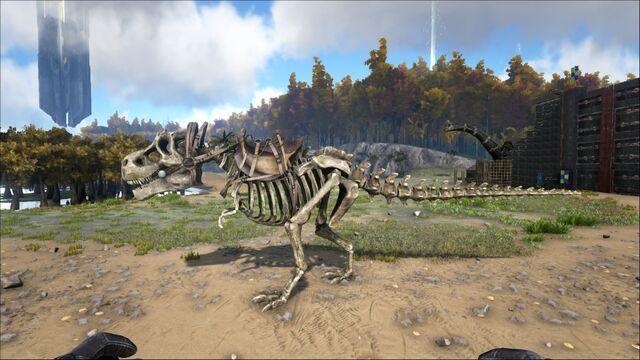 File:ARK-Skelesaur Tyrannosaurus 001.jpg
