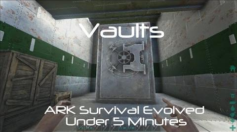 Vaults- Are They Worth It? ARK Survival Evolved