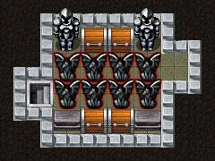 Dungeon Layout 20
