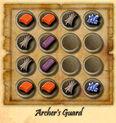 Archers-guard