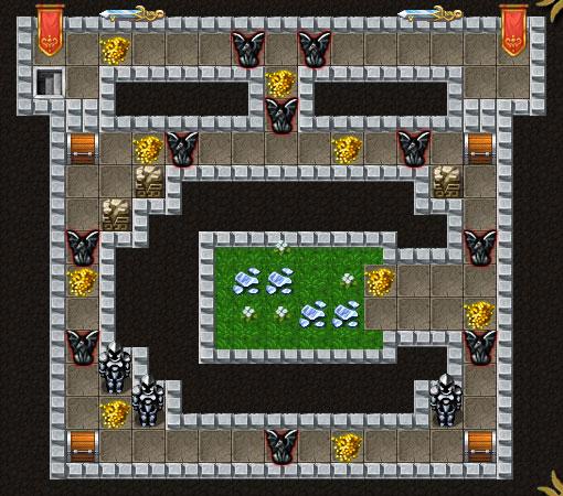 Dungeon Layout 16