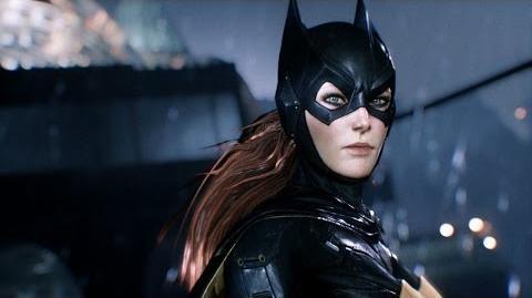 "Batman Arkham Knight - ""The Matter of Family"" Batgirl DLC - Official Trailer-0"