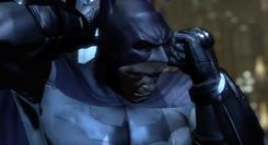 Batman batsuit