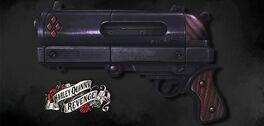 Harley's flair gun