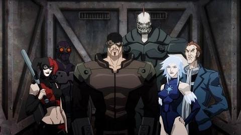 Batman Assault on Arkham Trailer