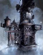 Wonder Tower Concept Art 6d