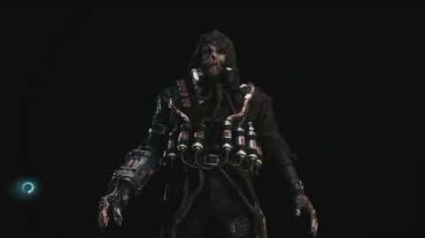 Batman- Arkham Knight - Game Over- Scarecrow