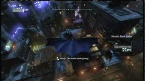 Batman Arkham City Walkthrough Part 5 Destroy the Disruptors