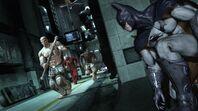 Batman Awaits Goons