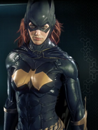 Barbara Gordon Batgirl