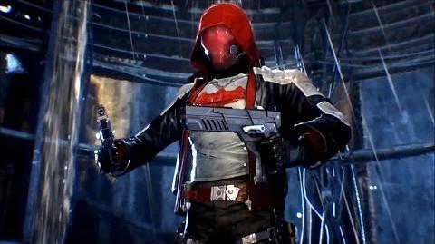 Batman Arkham Knight - Red Hood Story Pack Full Trailer