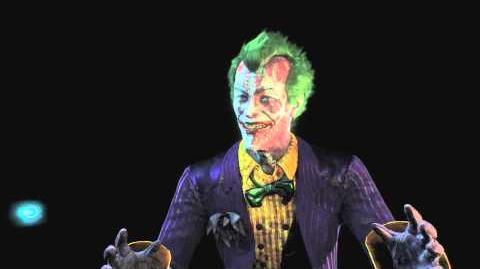 Batman- Arkham Knight - Game Over- Joker