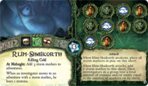 Rlim-Shaikorth ~ Elder Sign - Omens of Ice