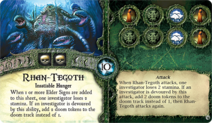 Rhan-Tegoth ~ Elder Sign - Omens of Ice