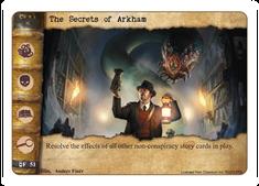 The Secrets of Arkham SoA-51