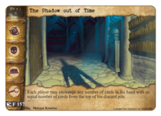 The Shadow out of Time CS-157