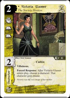 Victoria Glasser CS-82