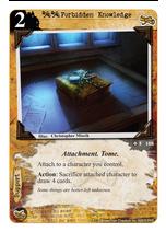 Forbidden Knowledge TRotO-108