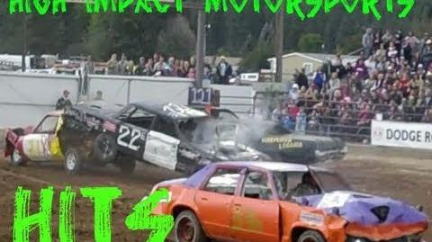 HITS! HITS! HITS! Demolition Derby!!