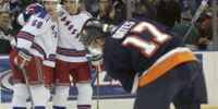 Rangers records rewritten in 5-1 trouncing of Islanders