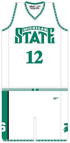 File:MichiganStSpartansBasketballJersey 2000.jpg