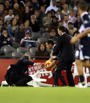 File:Aussie coach takes a tumble.jpg