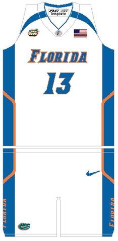 File:FloridaGatorsBasketballJersey 2007.jpg