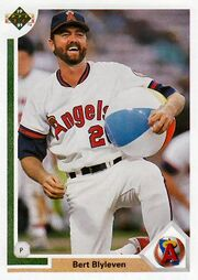 Player profile Bert Blyleven