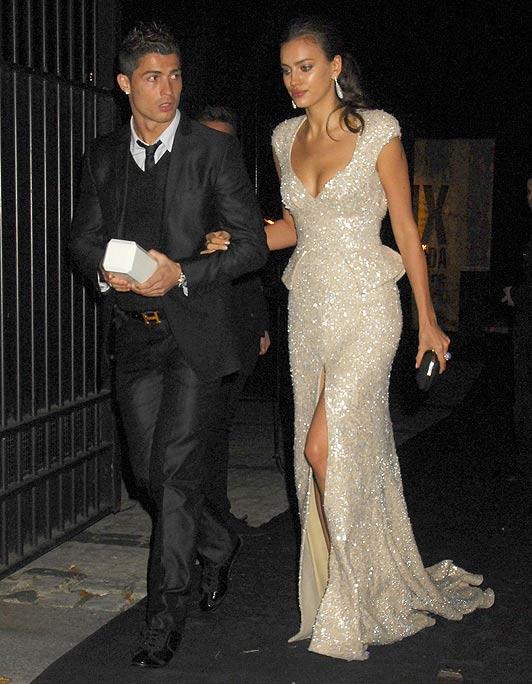 Image Cristiano Ronaldo And Irina Shayk Fashion Jpeg