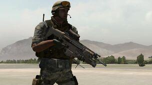 Arma 2 Scar-H