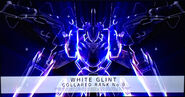 Attack on Line Ark - White Glint