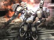 Armored Core 3 Cover Armored Core