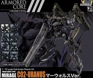 Armored-Core-172-Mirages-CO2-Uranus-Marvelous-Ver01