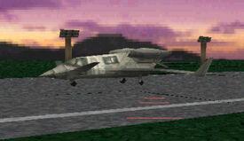 Guard Airplane