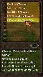 Arcuz quest