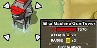 Elite Machine Gun Tower