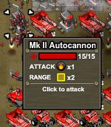 MK II Autocannon