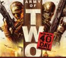 Army of Two: The 40th Day Soundtrack