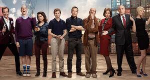 Season 4 - Arrested Development Characters 02