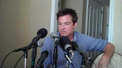 JASON BATEMAN ON 'ARRESTED DEVELOPMENT THE MOVIE'