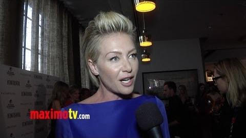 "Portia de Rossi on NETFLIX Reviving 15 New Episodes of ""Arrested Development"" Series"