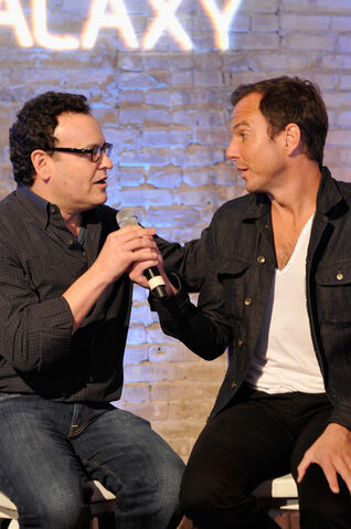 File:2013 SXSW Conference - Mitch Hurwitz and Will Arnett 01.jpg