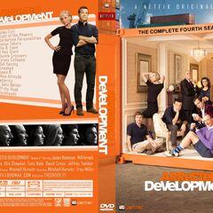 Season Four DVD Fan Art