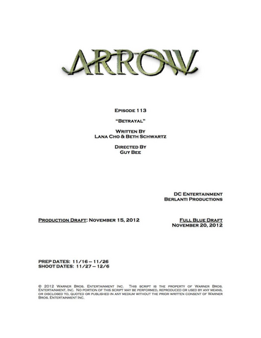File:Arrow script title page - Betrayal.png