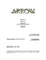 Arrow script title page - Betrayal.png